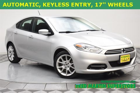 Used Dodge Dart SXT