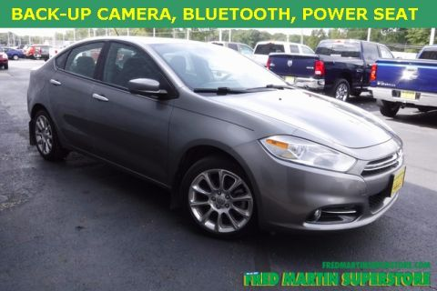 Used Dodge Dart Limited