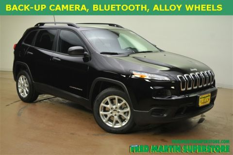 Certified Used Jeep Cherokee Sport