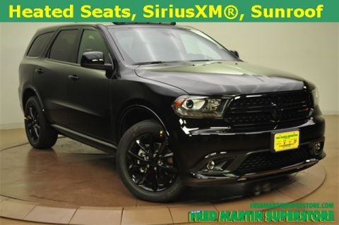 New Dodge Durango SXT