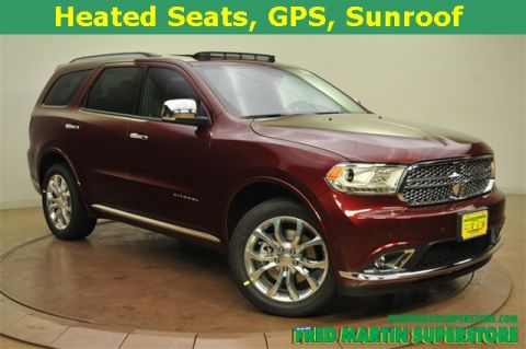 New Dodge Durango Citadel