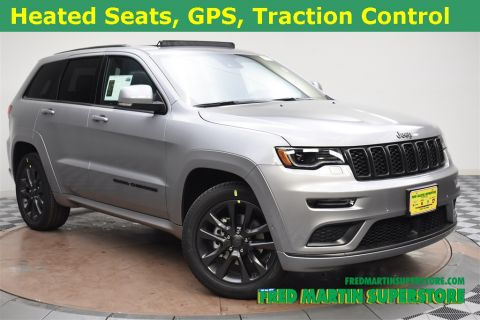 New Jeep Grand Cherokee High Altitude
