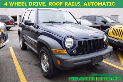 Used Jeep Liberty Sport