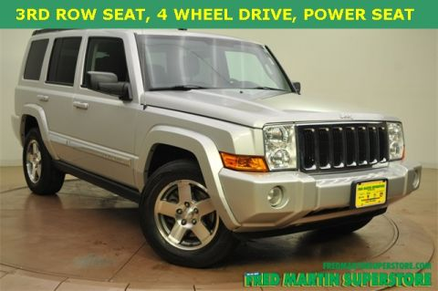 Used Jeep Commander Sport