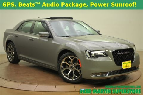 New Chrysler Chrysler 300 S
