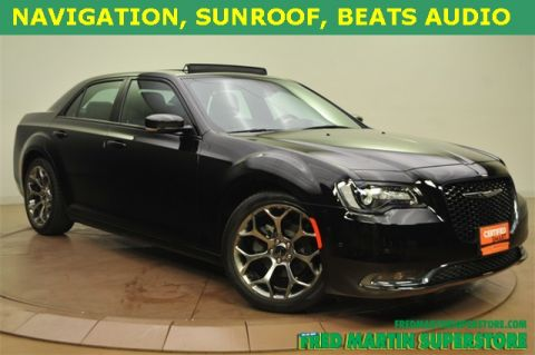 Certified Used Chrysler 300 S