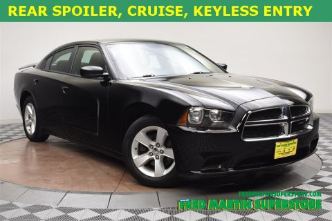 Used Dodge Charger SE