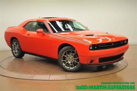 New Dodge Challenger GT