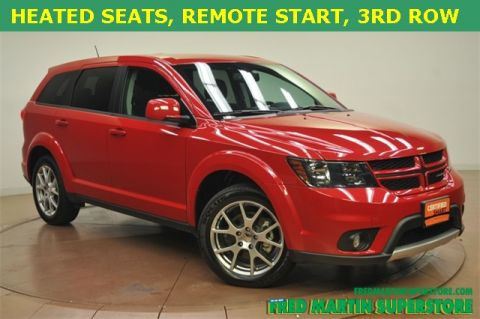 Certified Used Dodge Journey R/T
