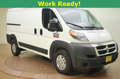 New Ram ProMaster Cargo Van Low Roof