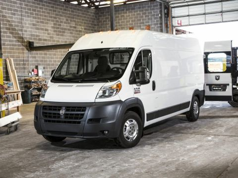 New Ram ProMaster 1500 Low Roof