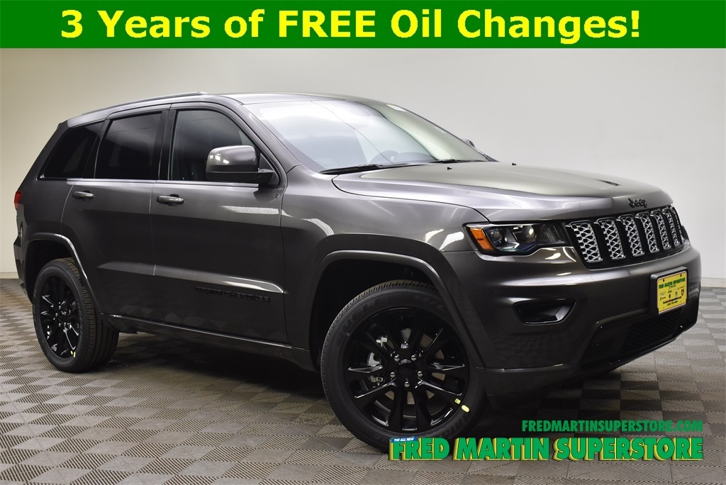 New 2020 JEEP Grand Cherokee Altitude Sport Utility in ...