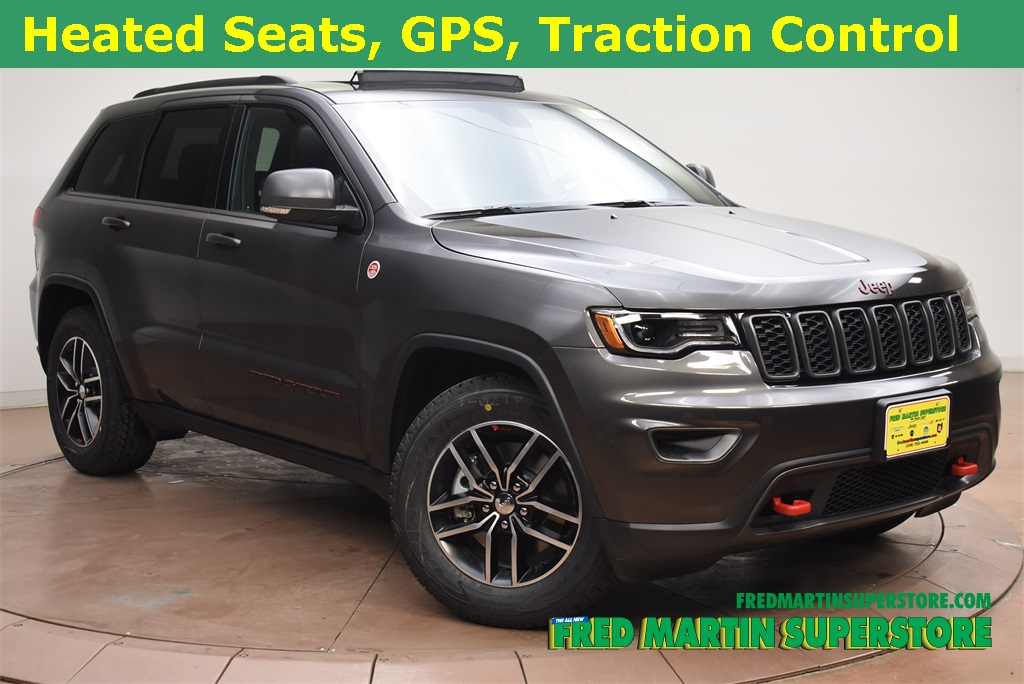 new 2018 jeep grand cherokee trailhawk sport utility in barberton 1c181051 fred martin superstore. Black Bedroom Furniture Sets. Home Design Ideas