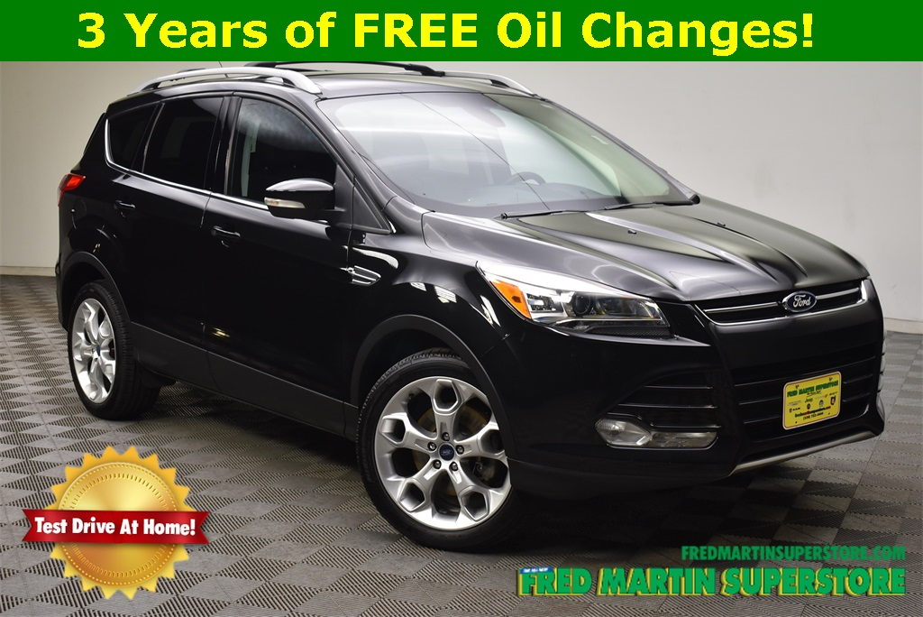 Pre-Owned 2013 Ford Escape Titanium
