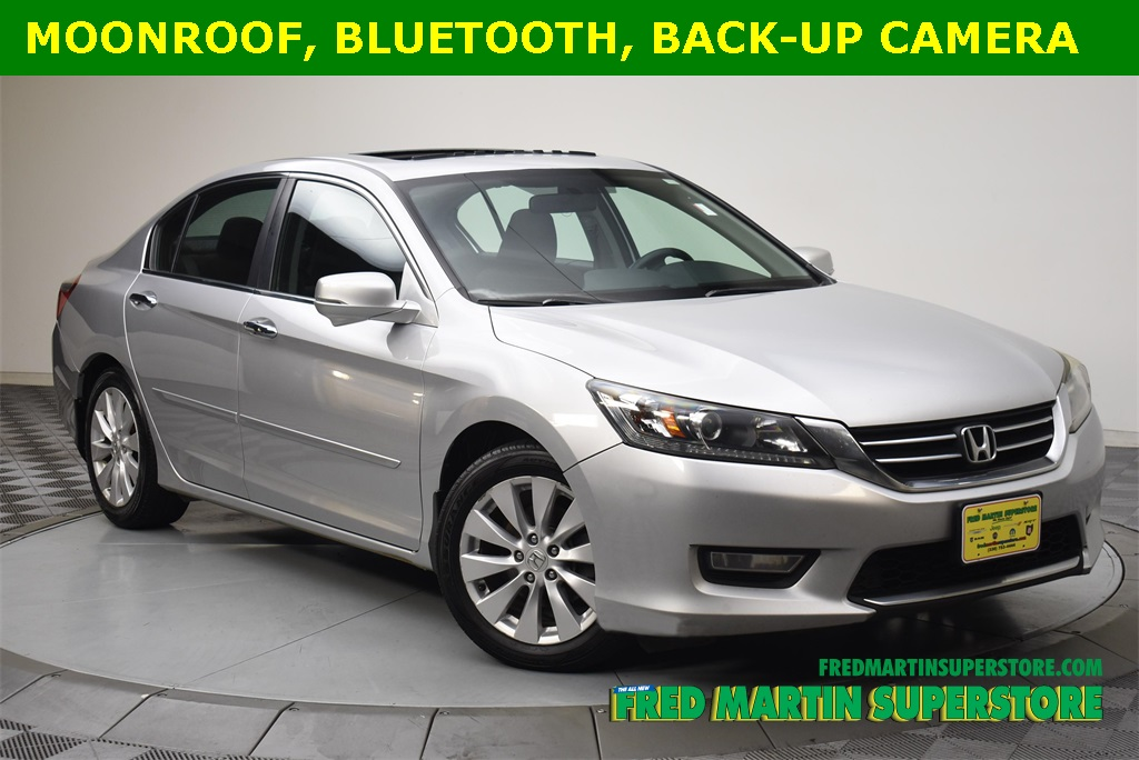 Pre Owned 2013 Honda Accord EX