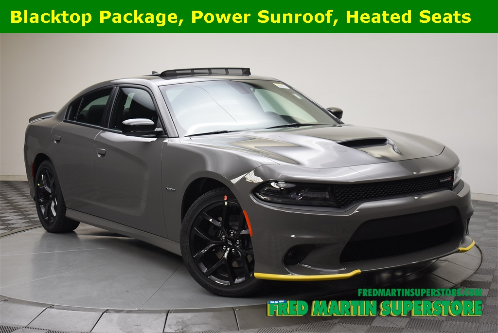 New 2019 Dodge Charger R T Sedan In Barberton 1t19477 Fred Martin