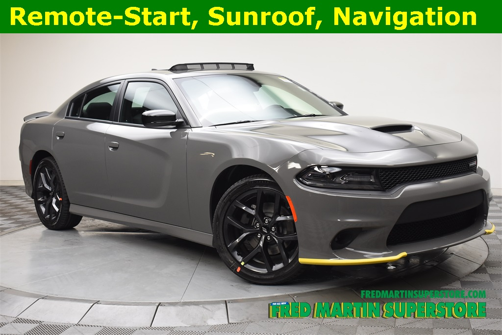 New 2019 Dodge Charger Gt Sedan In Barberton 1t19607 Fred Martin