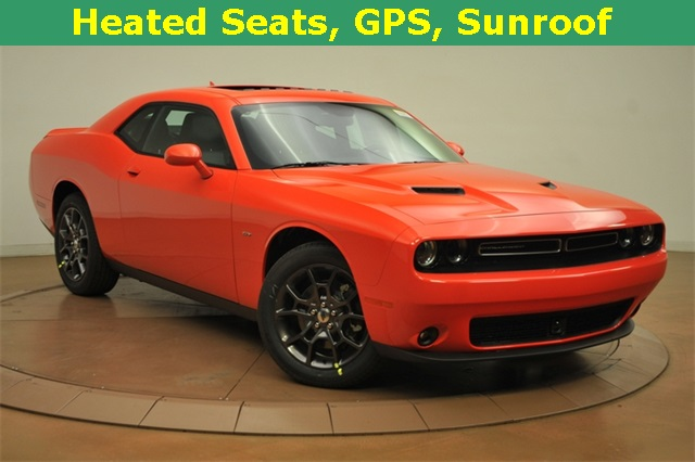New 2018 DODGE Challenger GT Coupe in Barberton 1T