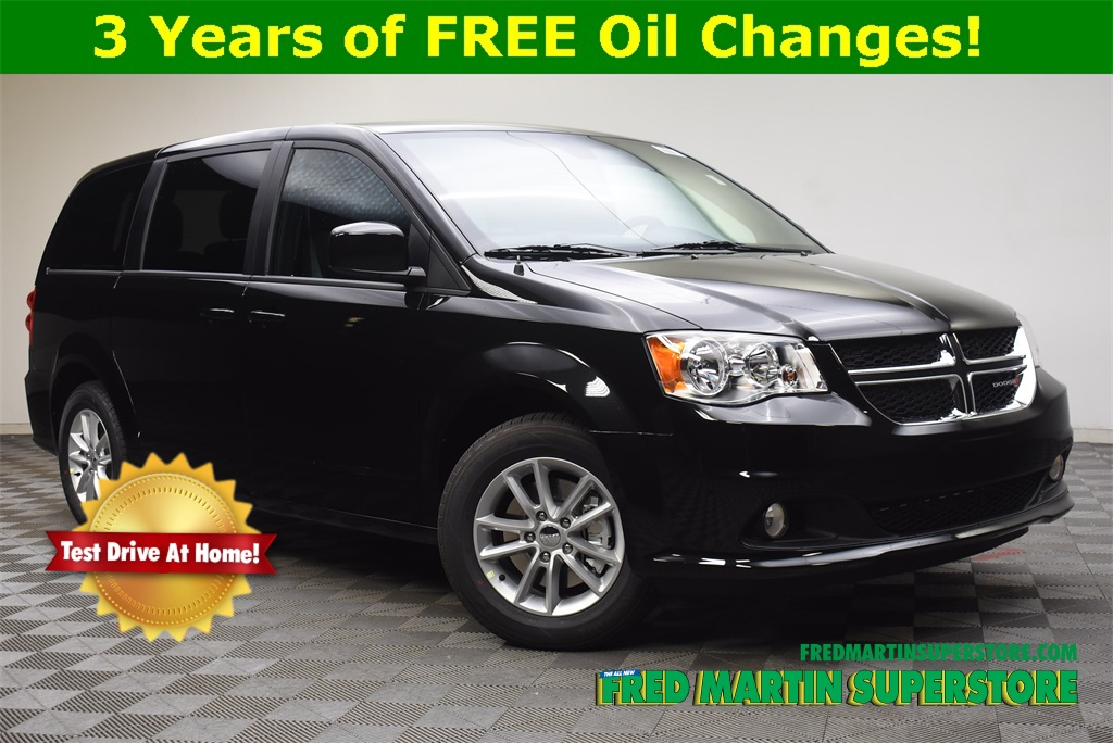 new 2020 dodge grand caravan se 4d passenger van in