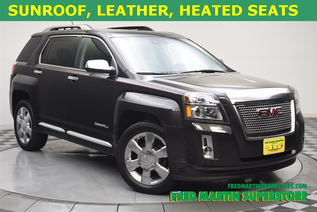 pre used terrain inventory gmc in denali columbia sport fwd utility owned