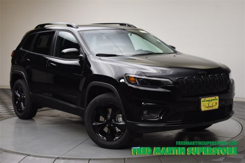 New 2019 JEEP Cherokee Altitude
