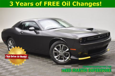 New 2020 Dodge Challenger GT