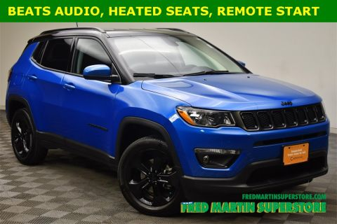 Certified Pre-Owned 2019 Jeep Compass Altitude