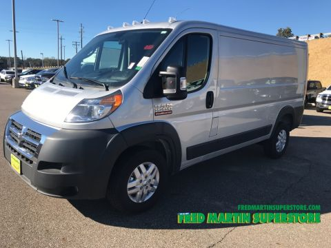 New 2018 RAM ProMaster® Low Roof