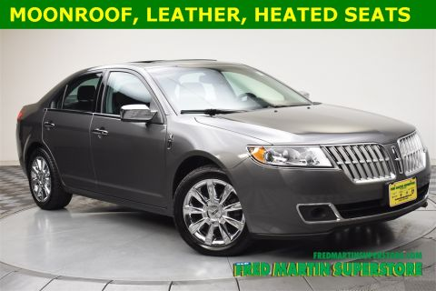 Pre-Owned 2012 Lincoln MKZ AWD